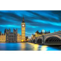 """Схема для вышивки бисером """"Лондонская ночь"""" (Схема или набор)"""