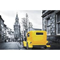 """Схема для вышивки бисером """"Желтый автомобиль"""" (Схема или набор)"""