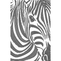 """Схема для вышивки бисером """"Зебра"""" (Схема или набор)"""