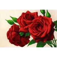 """Схема для вышивки бисером """"Королевские розы"""" (Схема или набор)"""