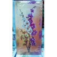 """Схема на холсте с подрамником для вышивки бисером """"Орхидеи"""" (Схема или набор)"""
