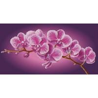 """Схема или набор для вышивки бисером """"Ветка орхидеи"""""""