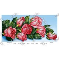 """Схема для вышивания бисером """"Розовые розы"""" (Схема или набор)"""
