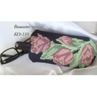 Очечник для вышивки бисером или нитками КО-110 (Схема или набор)