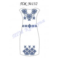 Заготовка для женского платья ПЖ-132