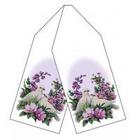 Рушник для вышивки бисером или нитками ДН-75