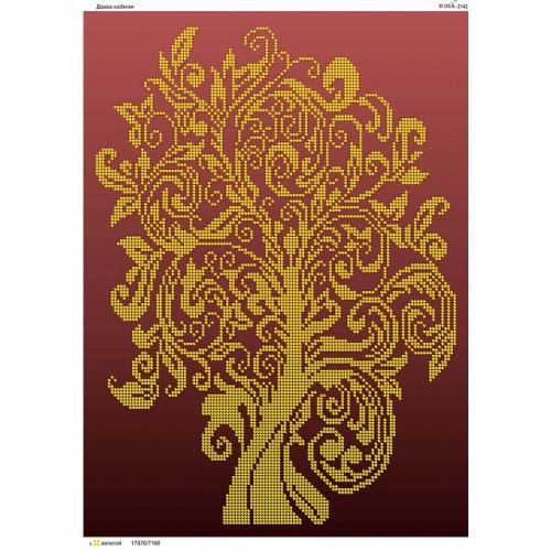 Вышивка дерево изобилия