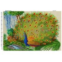 """Схема для вышивки бисером """"Сказочная птица"""" (Схема или набор)"""