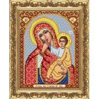 Пр.Богородица Отрада и Утешение (схема или набор)