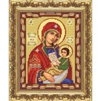 """Схема иконы под вышивку бисером """"Пресвятая Богородица Утоли моя печали"""" (схема или набор)"""