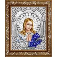 """Схема для вышивки бисером """"Ангел Хранитель в жемчуге"""" (Схема или набор)"""