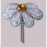 Набор для вышивания броши (подвеса) «РОМАШКА АБН-026»