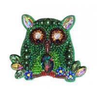 Набор для вышивания броши (подвеса) «Совенок АВН-034»