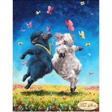 Танцы на лугу