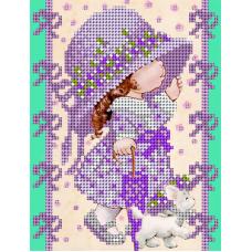 """Схема для вышивки бисером """"Детка и котёнок"""" (Схема или набор )"""