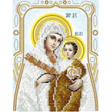 """Схема вышивки бисером иконы """"Божия Матерь Вифлиемская"""" (Схема или набор)"""