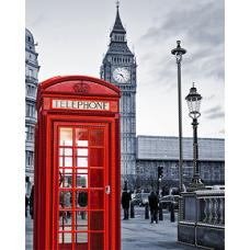 Лондонский стиль (схема или набор для вышивания бисером)