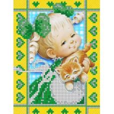 """Схема для вышивки бисером """"Детка - домоседка"""" (Схема или набор)"""