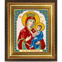 Иверская икона Божией Матери (схема или набор)