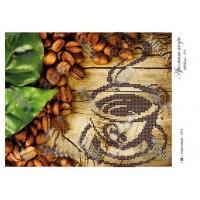 """Схема для вышивки бисером """"Аромат кофе"""" (Схема или набор)"""