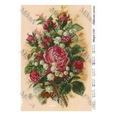 """Схема для вышивки бисером """"Ландыши в розах"""" (Схема или набор)"""