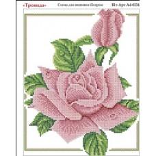 """Схема для вышивки бисером """"Роза"""" (Схема или набор)"""