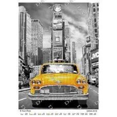 """Схема для вышивки бисером """"В Нью-Йорк""""  (Схема или набор)"""