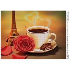 """Схема для вышивания бисером """"Сладкий аромат кофе"""" (Схема или набор)"""