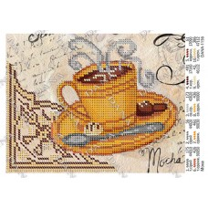 """Схема для вышивки бисером """"Мока"""" (Схема или набор)"""