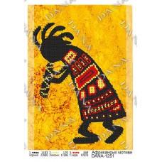 """Схема для вышивки бисером  """"Африканские мотивы"""" (Схема или набор)"""