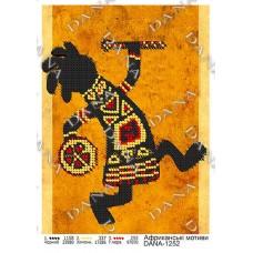 """Схема для вышивки бисером """"Африканские мотивы-2"""" (Схема или набор)"""