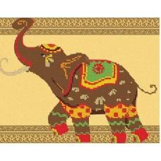 Индийский слон (схема или набор)