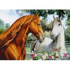 Неразлучные (Пара Лошадей)
