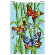 """Схема под вышивку бисером """"Бабочки"""" (схема или набор)"""