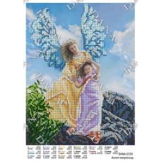 """Схема для вышивки бисером """"Ангел хранитель"""" (Схема или набор)"""