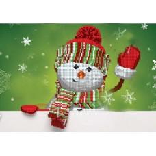Привет от Снеговика