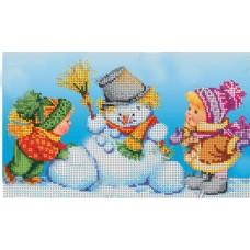 Снежный друг (схема или набор)