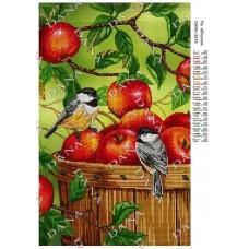 """Схема для вышивки бисером """"На яблучках"""" (Схема или набор)"""