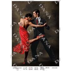 """Схема для вышивания бисером """"Аргентинское танго"""" (Схема или набор)"""