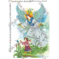 """Схема для вышивки бисером """"Мой ангел хранитель"""" (Схема или набор)"""