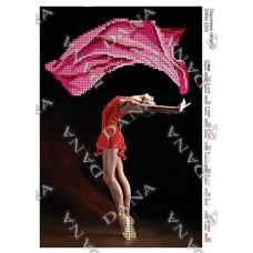 """Схема для вышивки бисером """"Окрыленная танцем"""" (Схема или набор)"""