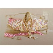 """Схема для вышивки бисером """"Балерина"""" (схема или набор)"""