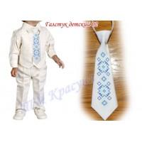 Детский галстук для мальчика 02