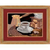 """Схема для вышивания бисером """"Аромат кофе"""" (Схема или набор)"""