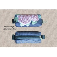Ключница для вышивки бисером или нитками №12