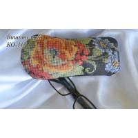 Очечник для вышивки бисером или нитками КО-117 (Схема или набор)