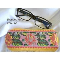 Очечник для вышивки бисером или нитками КО-134 (Схема или набор)