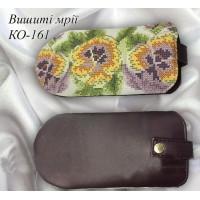 Очечник для вышивки бисером или нитками КО-161 (Схема или набор)