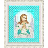 """Икона для вышивки бисером """"Св. Ангел Хранитель"""" (Схема или набор)"""