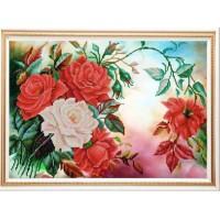 """Схема для вышивки бисером """"Розы в саду"""" (Схема или набор)"""